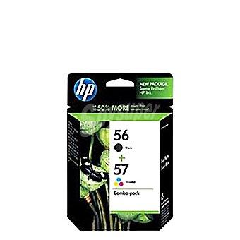 HP Pack Cartuchos de Tinta 56/57 - negro/tricolor Pack Cartuchos de Tinta 56/57