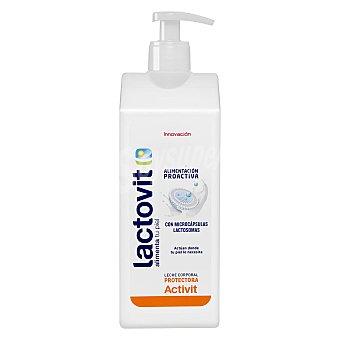 Activit Leche corporal hidratante piel seca 400 ml