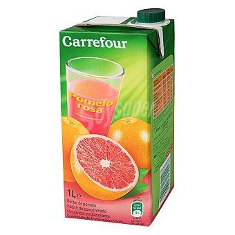 Carrefour Néctar de pomelo Carrefour Brik 1 l