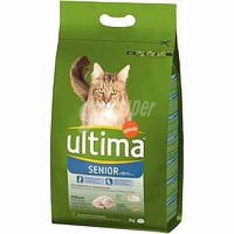 Ultima Affinity Gato senior Saco 3 kg