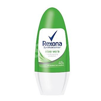 Rexona Desodorante aloe vera roll on 50 ml