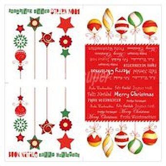 Servill Navidad Clasica 45 unidades
