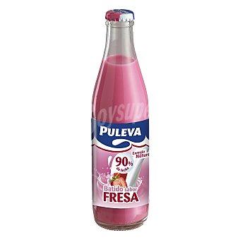 Puleva Batido de fresa Botella 200 ml