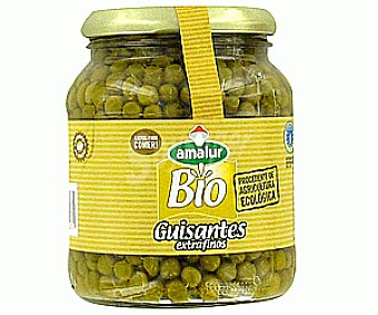 Amalur Guisantes Extrafinos Bio 230g