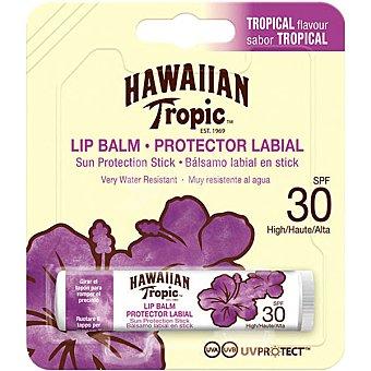 Hawaiian Tropic Protector labial resitente al agua FP-30 blister 1 unidad blister 1 unidad