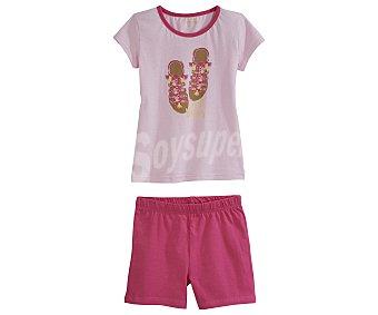 In Extenso Pijama corto de niña talla 12.