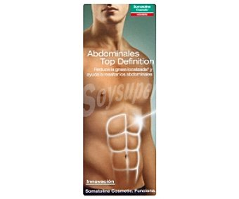 Somatoline Cosmetic Hombre tratamiento Top Definition Tubo 200 ml