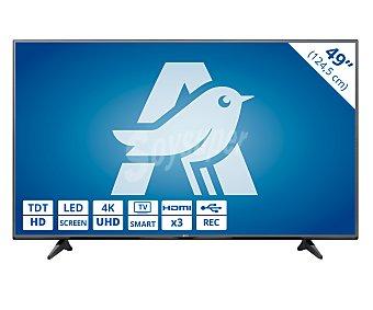 "LG Electronics Televisión 49"" LED 49UH600V 4K"