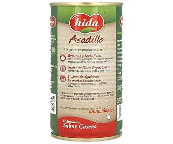 Hida Pimientos del piquillo con tomate asadillo 340 g