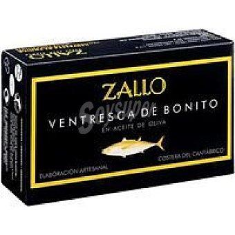 Zallo Ventresca de bonito Lata 112 g