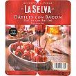 Dátiles con bacon 2 unidades x 75 g La Selva