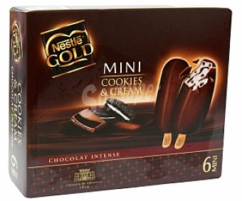 GOLD de NESTLÉ Bombón Chocolate 6x60ml