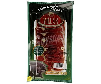 Villar Jamón ibérico de cebo en lonchas 50 gramos