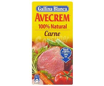 Avecrem Pastillas caldo carne 100% Natural 10 ud
