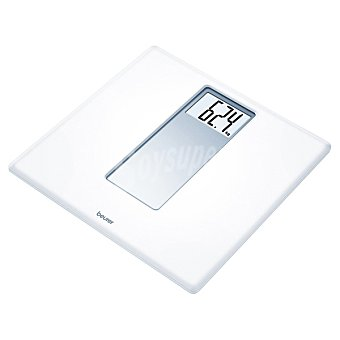 Beurer Báscula de baño electrónica en color blanco