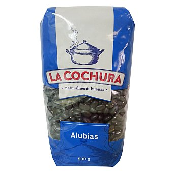 La cochura Alubia frijol negra 500 g