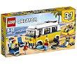 Juego de construcciones 3 en 1 con 379 piezas Furgoneta de playa, Creator 31079 lego  LEGO