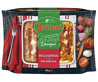 Buitoni Lasaña Boloñesa elaborada con pasta fresca al huevo 350 g