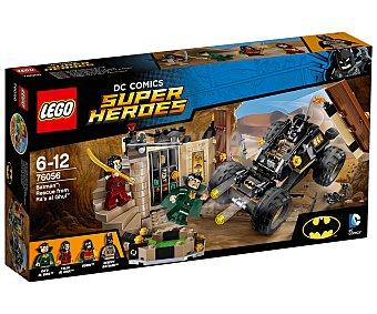 LEGO Juego de construcciones de 257 piezas Batman: Rescate de las garras de Ra's Al Ghul ref. 76056, incluye 4 figuras Dc comics 1 unidad