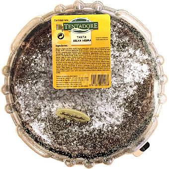 TENTADORE Tarta Selva Negra sabor chocolate y trufa  estuche 1100 g