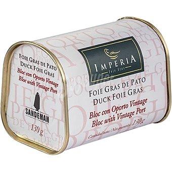 Imperia Foie gras de pato con Oporto Vintage Lata 130 g