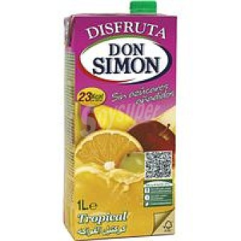 DON SIMON Disfruta Néctar tropical Brik 1 litro