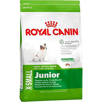 Royal Canin Pienso para perros Mini x-small Junior 1,5 Kg