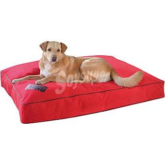 KONG Colchón impermeable para mascotas color rojo talla XS medidas 56x73 cm  1 unidad