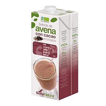 Soria Natural Bebida de avena y cacao 1 l