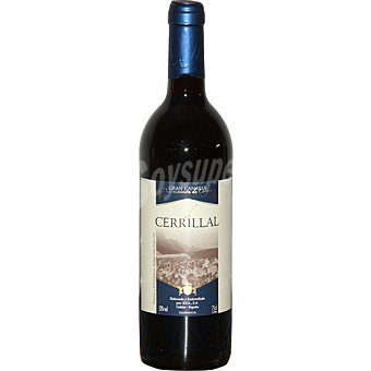 CERRILLAL Vino tinto D.O. Gran Canarias  botella de 75 cl