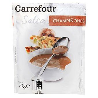 Carrefour Salsa de Champiñones 30 g