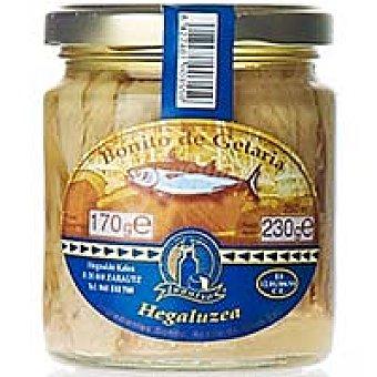 Getaria Bonito en aceite de oliva Tarro 220 g