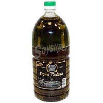 DOÑA GODINA Aceite de oliva virgen extra Botella 2 litros