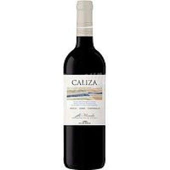CALIZA Vino Tinto Joven D.O. Mancha Botella 75 cl
