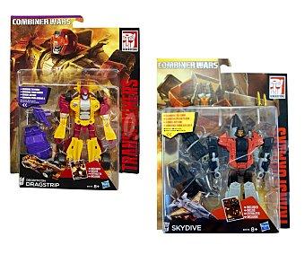 Transformers Figuras articuladas y transformables en vehículos, modelo Generación Lujo 1 unidad