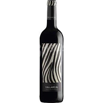 Vallarcal Vino tinto de Extremadura Zebra Botella de 75 cl