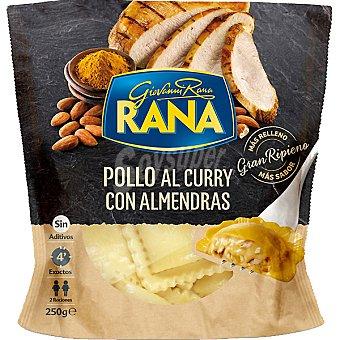 GIOVANNI RANA GRAN RIPIENO Girasoli fresco relleno de pollo al curry con almendras Envase 250 g