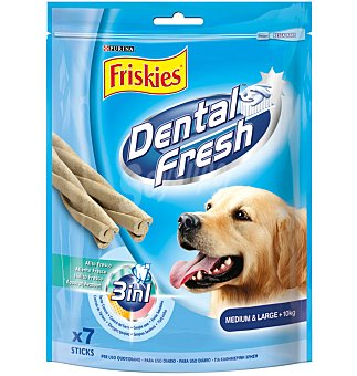 Friskies Purina Dentalfresh perro med 7UN 180 GRS