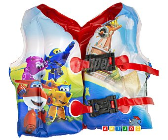 Super wings Chaleco hinchable infantil, WINGS.