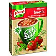 Crema de tomate con picatostes 3 uds x 18 g Knorr