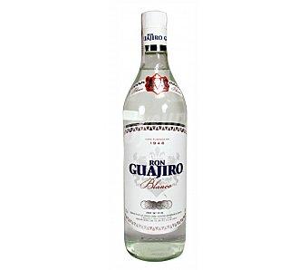 Guajiro Ron blanco Botella 1 l