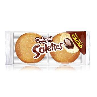 Dulcesol Solettes de cacao Paquete 200 g