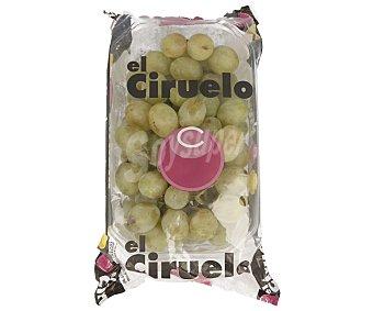 FRUTA Uvas blancas, cesta 600 gramos