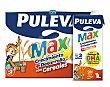 Leche de crecimiento y desarrollo con cereales Pack 6 x 1 l Puleva Max