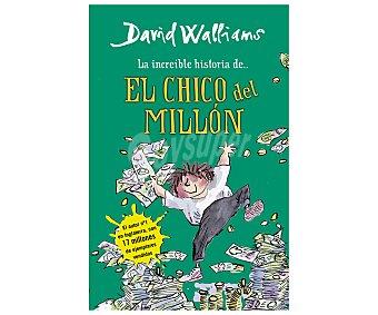 Montena La increíble historia de... El chico del millón. DAVID WALLIAMS, Género: Juvenil, Editorial: