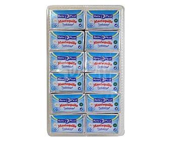 Reny Picot Mini tarrinas de mantequilla sin sal reny-picot 12 uds