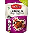 Semillas de lino, cacao y moras ecológicas sin gluten ni azúcares añadidos envase 200 g envase 200 g Linwoods