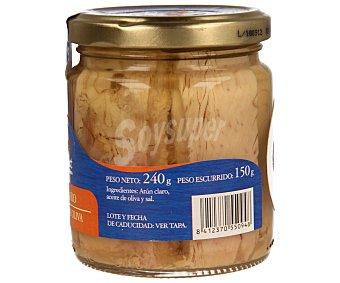 Orbe Atún claro en aceite de oliva 150 gramos