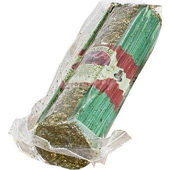 EL CABREÑO Queso de cabra a las finas hierbas rulo 145 g