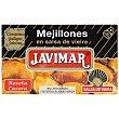 Mejillones en salsa de vieira Javimar sin lactosa 70 g Javimar